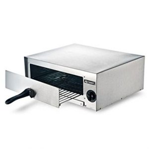 Adcraft Countertop Stainless Steel Pizza Snack Oven, 120 Volts — 1 each.