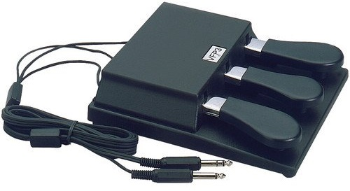 Studiologic VFP-3-10 Triple Piano-Style Open Polarity Sustain Pedal