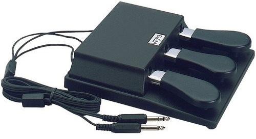 Studiologic VFP-3-10 Triple Piano-Style Open Polarity Sustain Pedal