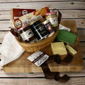 Vegetarian Lifestyle Gift Basket (2.8 pound)