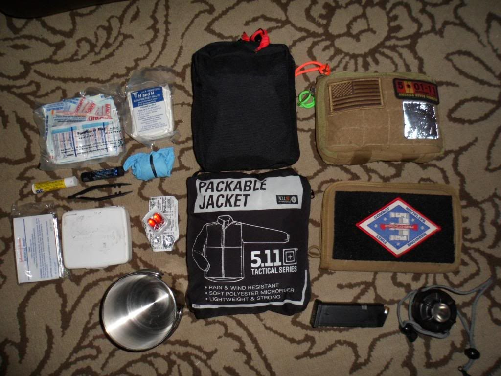 diy Emergency kit for school
