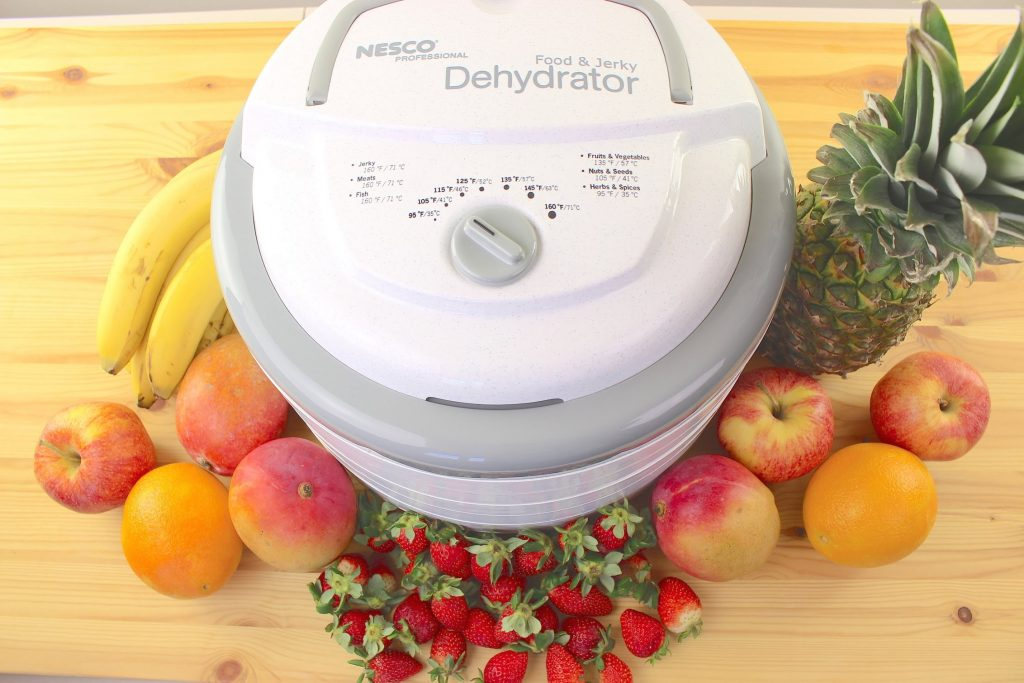 Nesco FD-75PR 700-Watt Food Dehydrator Review
