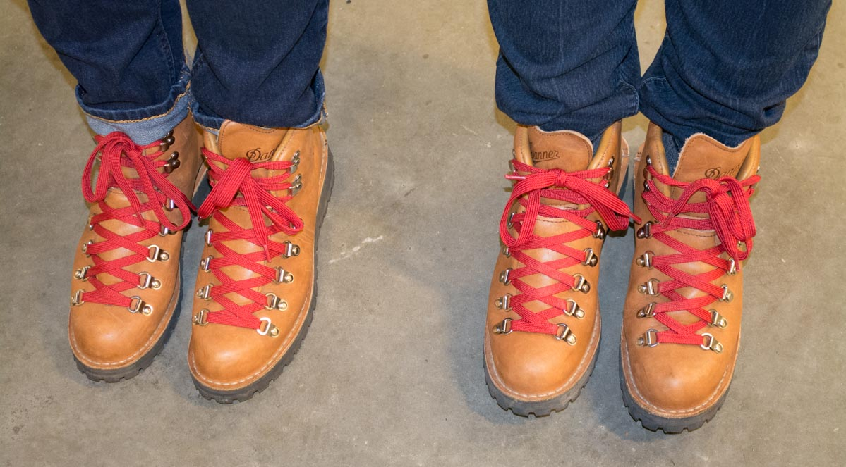 The Making of Danner Boots