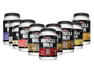 Cytosport makes Muscle Milk.