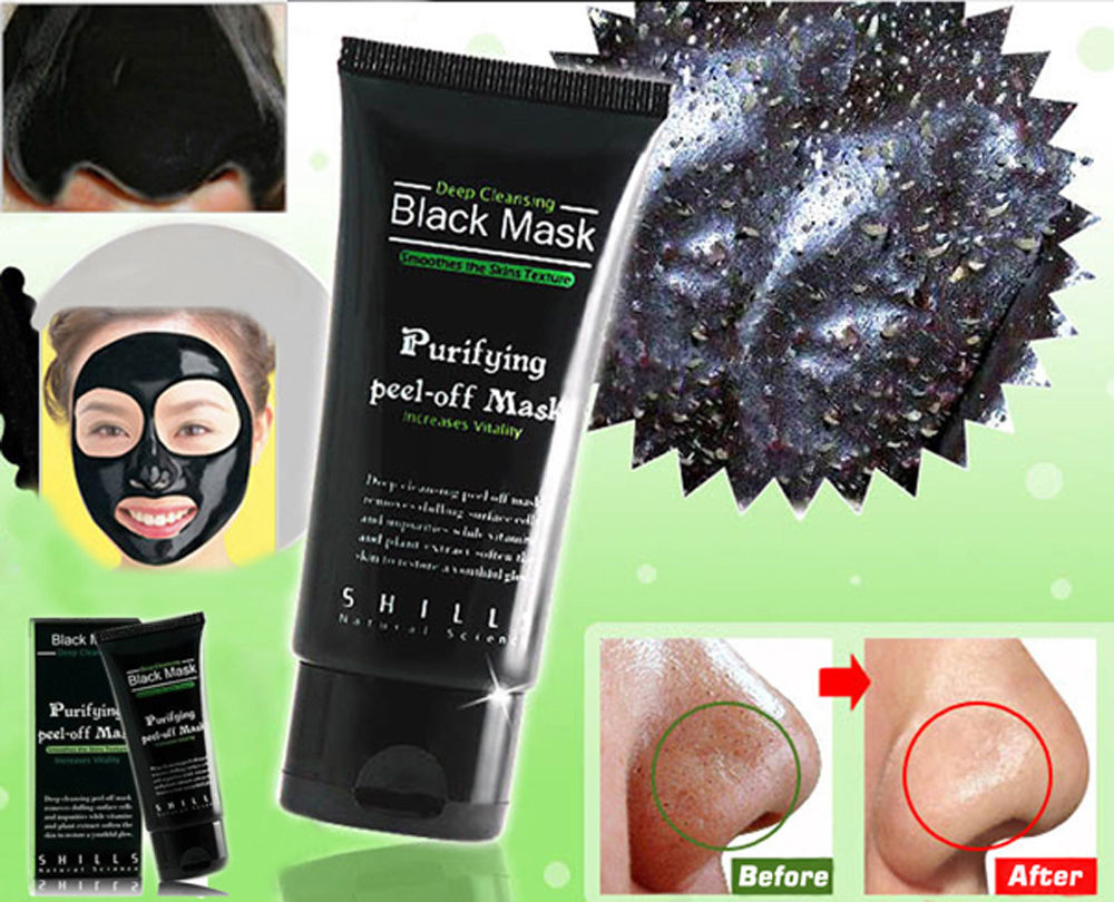 SHILLS Purifying Black Peel-off Mask