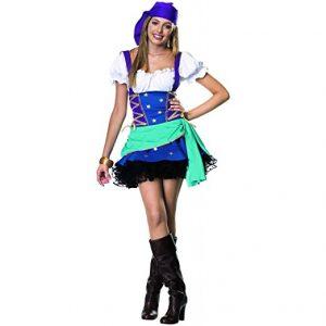 Blue Gypsy Costumes