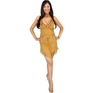 Pocahontas Costume Adult Native American Indian