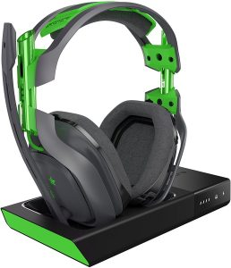 A50 + Base Station Wireless Gaming Headset