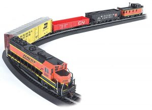 Best Electric Train Set for Kids