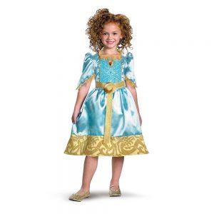 Brave Merida Classic Costume