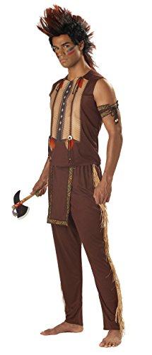 California Costumes Men's Noble Warrior Costume