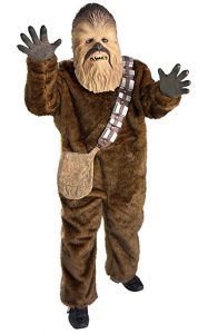Rubie's Costume Star Wars Deluxe Chewbacca Costume, Large