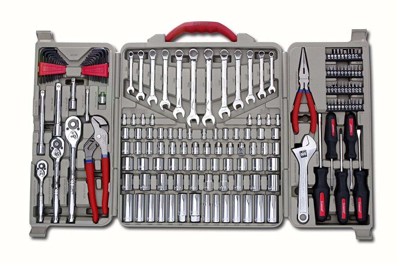 Crescent 170-Piece Mechanics Tool Set