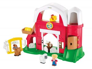 Fisher-Price Little People Fun Sounds Farm(Discontinued by manufacturer)