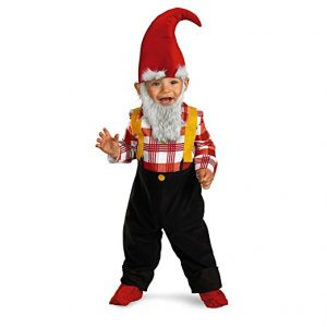 Disguise Costumes Baby/Toddler Garden Gnome