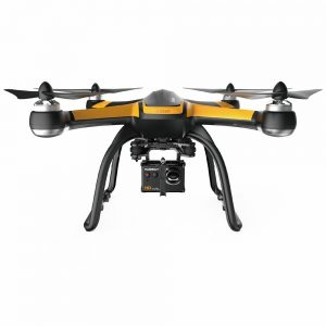 Hubsan H109S With 1080P HD Camera 6 Axis Gyro and 1 Axis Gimbal Rotation GPS RC Quadcopter Standard Edition