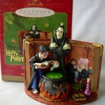 Harry Potter Christmas Ornament Collecting