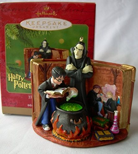 Harry Potter - The Potions Master- Hallmark Ornament