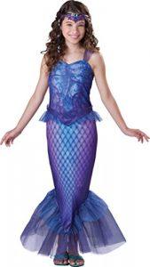 Blue Mermaid Costume