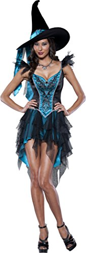 Blue Witch Costume
