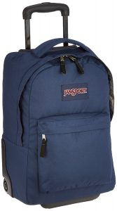 Jansport Superbreak Wheeled Backpack