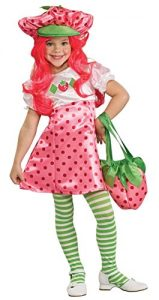 Strawberry Shortcake Deluxe Toddler / Child Costume