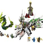 Best Selling Lego Ninjago Sets and Figures for 2017