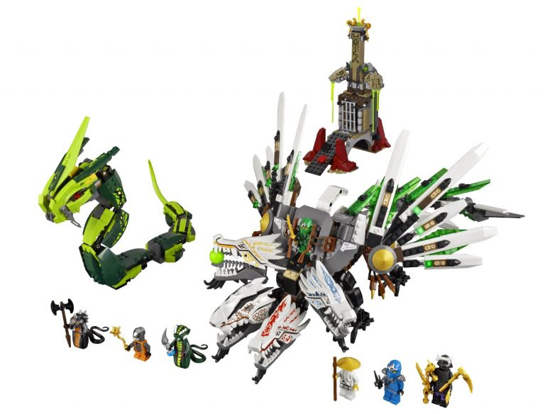 8 Best Selling Lego Ninjago Sets and Figures in  Apr, 2021
