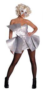 Lady Gaga Sequin Dress Costume