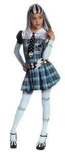 Monster High Frankie Stein Costume - One Color - Small
