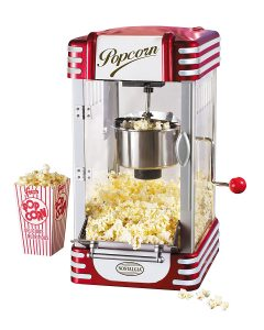 ReviewNostalgia Electrics RKP-630 Traditional Hot-Oil Retro-Style Kettle Popcorn Maker