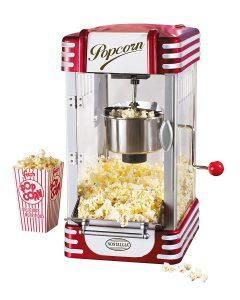 ReviewNostalgia Electrics RKP-630 Traditional Hot-Oil Retro-Style Kettle Popcorn Maker