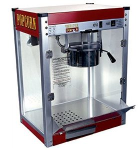 Paragon Theater Pop 6 Ounce Popcorn Machine for Professional Concessionaires Requiring Commercial Quality High Output Popcorn Equipment