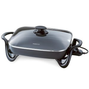 Buy Presto 06852 16-Inch Best Electric Skillet with Glass Cover