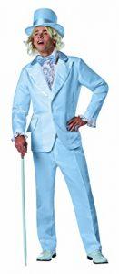 Blue Tuxedo costume