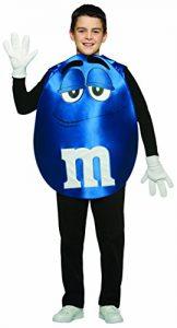 Blue M&M's Costume