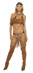 Roma Costume 5 Piece Cherokee Warrior Costume
