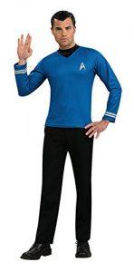 Blue Star Trek Costume