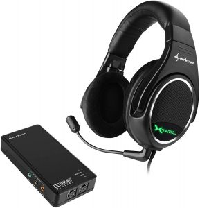 Sharkoon X-Tatic SR Gaming Headset