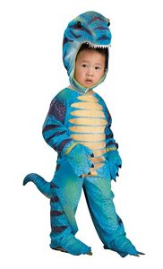 Blue Dinosaur Costume
