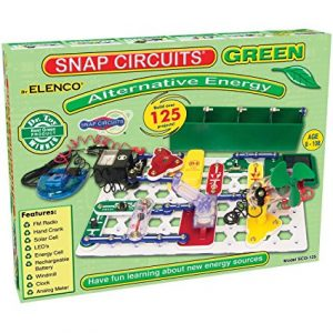 Elenco Snap Circuits Green – Alternative Energy Kit