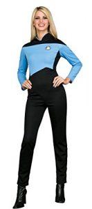 Star Trek The Next Generation Deluxe Jumpsuit Costume