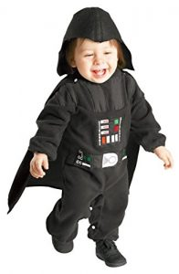 Rubie's Costume Star Wars Darth Vader Romper
