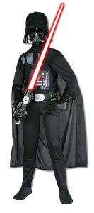 Darth Vader Child Standard Costume (Child Small 4-6)
