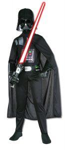 Darth Vader Child Standard Costume (Child Small 4-6)