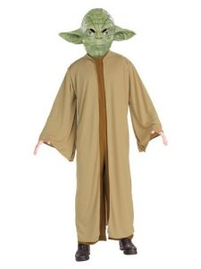 Star Wars Child's Yoda Costume, Small