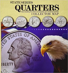 Quarter Collection Folder is a Great Way to Introduce Kids to U.S. Quarter Collecting