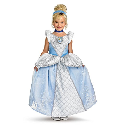 Storybook Cinderella Prestige Toddler/Child Costume