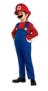 Super Mario Bros. - Mario Deluxe Toddler/Child Costume