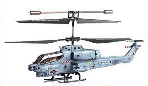 SYMA S108G 3.5 CH Infrared Mini Radio Controlled Marine Cobra Helicopter Gyro